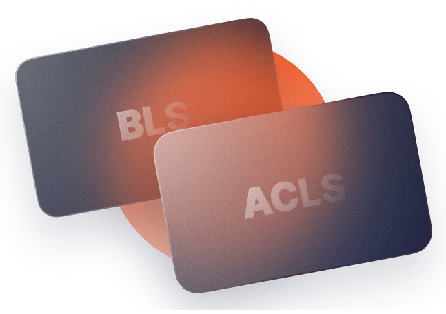 BLS & ACLS cards