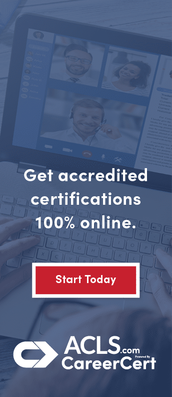 accredited online certifications