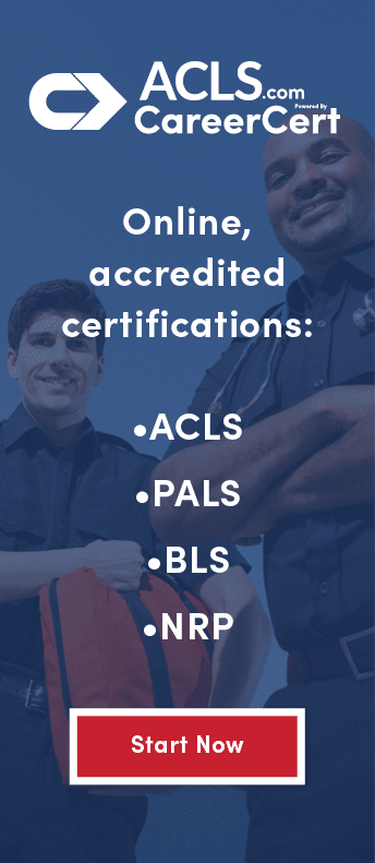 Online accredited certifications